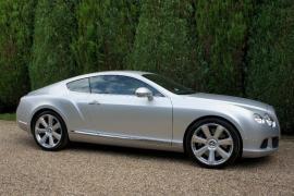 Bentley Continental GT facelift model
