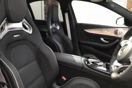 Mercedes Benz E63s Saloon