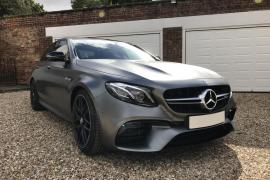 Mercedes Benz E63s Saloon