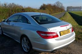 Mercedes Benz E250 AMG Sport Coupe