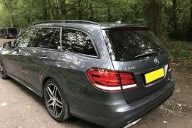 Mercedes Benz E220d AMG Sport Night Edition Premium plus Estate